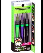 1 Physicians Formula Shimmer 7573 Green Eyes Strips Kohl Kajal Eyeliner Trio