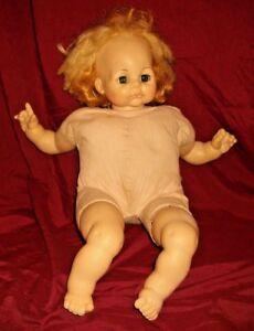 "Vintage 1965 Alexander Doll Company 22"" Doll w/ Sound"