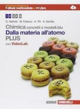 chimica concetti e modelli.blu, dalla materia all'atomo, zanichelli9788808634801