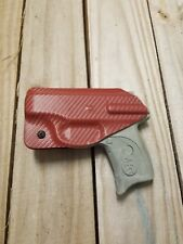 Concealment Ruger LC9 LC9s EC9s LC380 IWB Red Carbon Fiber Kydex Holster Right