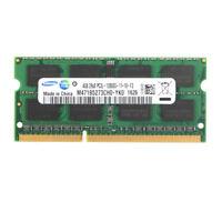 4GB DDR3 1600mhz 2RX8 PC3L-12800S 204pin 1.35V CL11 SO-DIMM Laptop Memory RAM 7H