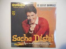 SACHA DISTEL avec CLAUDE BOLLING : SCOUBIDOU ♦ CD SINGLE NEUF PORT GRATUIT ♦