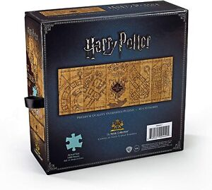 Harry Potter Marauders Map Jigsaw Puzzle 1000pc NOBLE COLLECTION Of