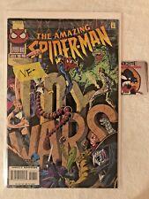 The Amazing Spider-Man #413 (1996, Marvel) Vf- Toy Wars