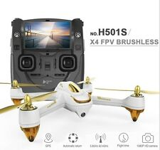 Hubsan H501S X4 FPV Quadcopter with 1080p Camera (White or Black)