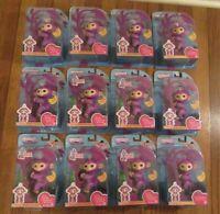 (Lot of 12) WowWee Fingerlings Baby Monkey Mia Brand New In Box Free U.S. S&H