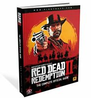 Red Dead Redemption 2: The Complete Official Guide Collector's Edition PAPERBACK