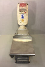 Vintage Toledo Speedweigh Scale 5 Pound Capacity Metal Base Aluminum Pans