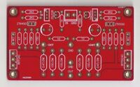 Mosfet pure class A amplifier thick copper PCB !