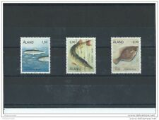 LOT : 122015/498A - ALAND 1990 - YT N° 38/40 NEUF SANS CHARNIERE ** (MNH) GOMME