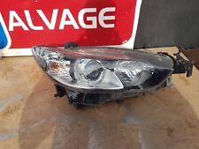 2015 MAZDA 6 DRIVER SIDE HEADLIGHT