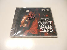 "The Tommy Bolin Band ""Live at Ebbets Field 1976"" TB Archive cd USA"