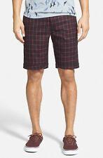 PUBLISH BRAND 'Carlo' Grid Shorts Men's - 38