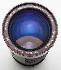 Vivitar Series 1 28-105mm 28-105 mm 2.8-3.8 VMC Macro Focusing Zoom - Pentax PK