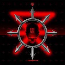 3TEETH - SHUTDOWN.EXE CD Industrial Noise Metal OMF (Mixed by Sean Beavan)