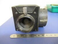 FOR PARTS MICROSCOPE PART EMPTY HOUSING OLYMPUS LAMP AS PICTURED &9-A-21