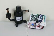 12V DC Mini Refrigeration Compressor Fridge Freezer Marine Solar QX19-12 R134a
