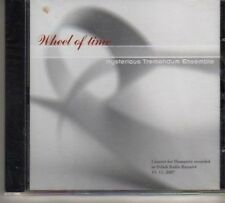 (CJ748) Wheel of Time, Mysterious Tremendous Ensemble - 2008 sealed CD