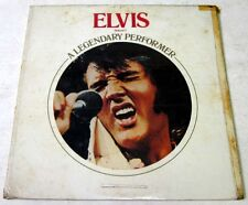 Philippines ELVIS PRESLEY A Legendary Performer LP Record