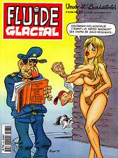 Fluide Glacial N°263 - Eds. Audie - Mai 1998 - Neuf !