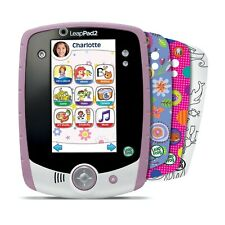 LeapFrog LeapPad2 Custom Edition Kids Tablet for Learning Pink