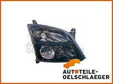 Scheinwerfer rechts schwarz Opel Vectra C Bj. 02-05