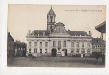 Aire Sur La Lys Hotel de Ville France Vintage Postcard 842a