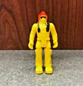 """Matchbox Mega Rig Fire Brigade Set 2.25"""" Action Figure, Fireman, Fire Fighter"""