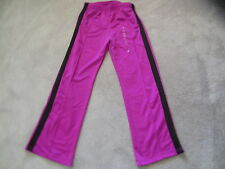NWT Victoria's Secret Pink Gym Track Sweat pants sz s NWT