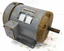 UNKNOWN BRAND 1.5 HP MOTOR, 1140 RPM, 208-220/440 VOLTS, 3 PH, FRAME 184
