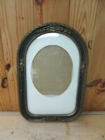 Vintage or Antique Wood Picture Frame – Arch Shaped Art Deco