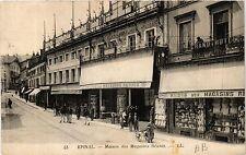 CPA LL. 43. EPINAL Maison des Magasins Reunis (405540)