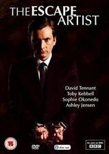 The Escape Artist DVD Region 2 PAL 2013 David Tennant Acorn Media