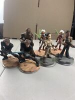 Disney Pixar Infinity Star Wars Lot