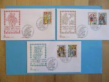 1 X Ersttagsbrief Papst S.s Europa Paolo Vi Mit Et Stempel 24.12.1966 Vaticano Paulus