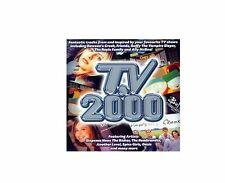 """TV 2000""- Best TV Show Soundtracks-Friends-Ally McBeal-Buffy-Sopranos-BRAND NEW"