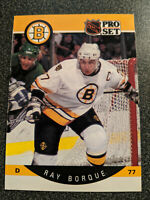 1990-91 Pro Set Hockey Card #1 to 299 (PICK / CHOOSE YOUR CARDS)