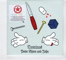 (HD79) Dominos, Peter Bjorn & John - 2016 DJ CD