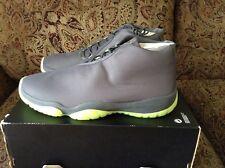 Nike Air Jordan Future Grey Volt 3M 656503-025 Size 13