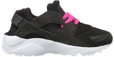 Nike Huarache Run GS Sneaker Zapatos Corrientes rojo negro 654275 600 654280 007