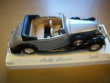 SOLIDO 1939 ROLLS-ROYCE PHANTOM III CONVERTIBLE, 1/43 SCALE, MADE IN FRANCE