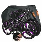 Bike Cover for 2 or 3 Bikes Waterproof Bicycle Cover XL for 1 or 2 Bikes