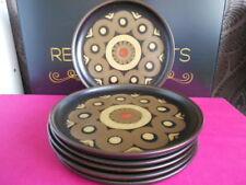 Unboxed Vintage Original Stoneware Dinner Plates