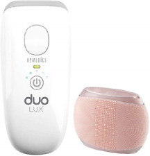 HoMedics Beauty Duo Lux Permanent Hair Removal Device Special Spa Edition
