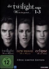 Die Twilight Saga 1-3 - was Bis(s)her Geschah - Limited-Edition DVD (2011)