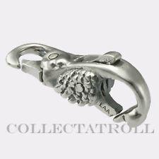 Authentic Trollbeads Silver Swan Lock Trollbead  10115 *LAST ONE*
