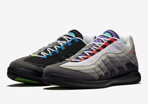 NikeCourt Vapor RF X Air Max 95 Greedy BNIB size UK9.5 Federer 2 versions