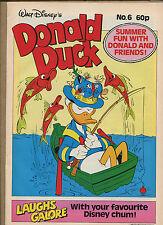 DONALD DUCK #6 (1988) - (Grade VF+) WH