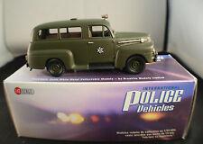 IPV16 ◊ 1952 Ford F-1 Ranger ◊ Israeli Police (olive green) ◊ en boîte/boxed