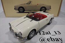 Autoart 1:18 1957 Alfa Romeo Giulietta 1300 Spider White 70156